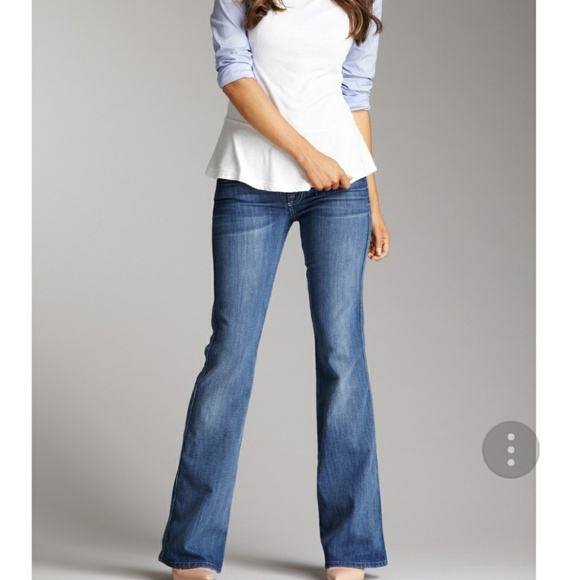 aac8f09dd 7 For All Mankind Denim - 💕LAST CHANCE Seven for all mankind A pocket jeans